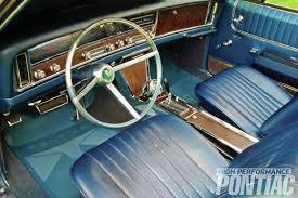 1964 pontiac grand prix pontiac design analysis automobile