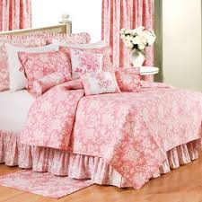 shelby pink bedding atlantic linens