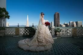 san francisco wedding venues wedding photos at the fairmont hotel in san francisco
