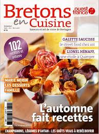 bretons en cuisine bretons en cuisine n 19 ouest