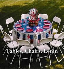 tables chairs rental birthdays party rack party rental in glendale