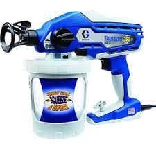 paint sprayer graco 17a466 truecoat 360 ds paint sprayer