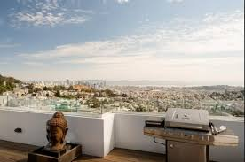 6 san francisco airbnbs with glorious rooftop decks 7x7 bay area