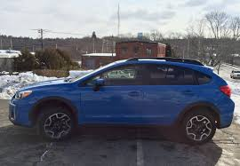 subaru suv 2016 crosstrek review 2016 subaru crosstrek 2 0i premium your frugal crossover