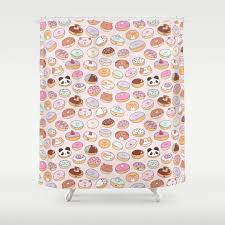 Hawaiian Print Shower Curtains by Childrens Food And Pattern Shower Curtains Society6