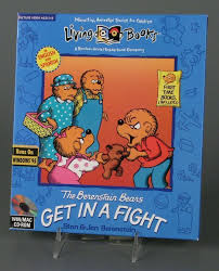 berenstein bears books 114 1612 windows living books the berenstain bears get in a