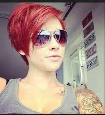 Trendy Kurzhaarfrisuren by Gray Hair From To Toe Pink Hair Pink