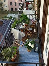 love the boxes for the flowers cool small balcony design ideas