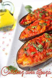 cuisiner les aubergines au four cuisine aubergine farcie aux poivrons cuite au four la cuisine de