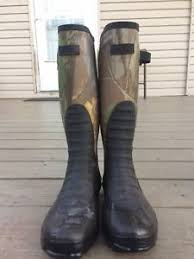 s muck boots size 9 realtree hardwoods muck boots boots size 9 excellent shape