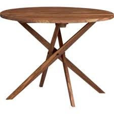 crate and barrel bistro table not this because it s expensive but a bistro table with 2 chairs