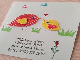 s day cards mothers day cards ideas new birdie s day card cherie s