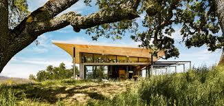 caterpillar house sustainable leed certified contemporary ranch