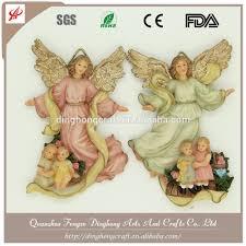 polyresin decorative cute angel mini fairy figurines wholesale