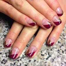 brush up and polish up cnd shellac christmas nail art 10 the