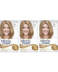 clairol nice n easy natural light auburn deals on clairol nice n easy hair color 9 light blonde 1 kit pack