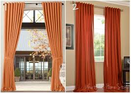 Rust Color Curtains Curtains 4 Less Curtains Rust Color Curtains Decorating Spice