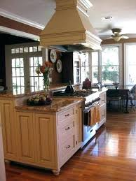 Kitchen Islands With Stoves Oven In Island Modern Country Kitchen Design Built In Stoves Oven