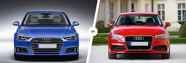 audi a3 vs bmw 3 series audi a3 vs a4 2018 2019 car release and reviews