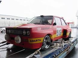 Fiat Abarth 131 Rally 1976 78 by