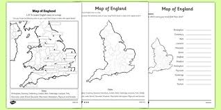 x marks the spot england geography worksheets maps map reading
