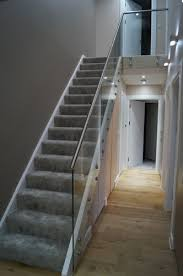 Banister Options Glass Banister Select A Perfect Glass Baluster For Your Staircase