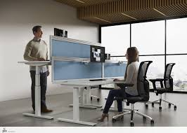Height Adjustable Desks by Cgarchitect Professional 3d Architectural Visualization User