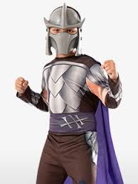 Shredder Halloween Costume Tv Film Fancy Dress U2013 Movie Costumes Party Delights
