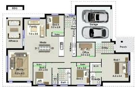 modern houses floor plans 4 bedroom modern house 4 bedroom home design a 4 bedroom 4 bedroom