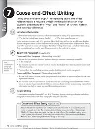 How To Type The Word Resume 24 Cause And Effect Essay Examples Cause And Effect Essay About