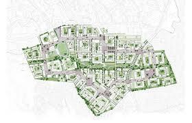 kjellander sjöberg architects new eriksberg site plan