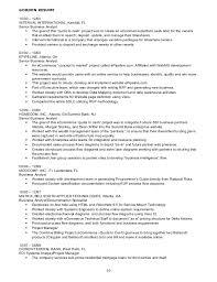 Senior Business Analyst Resume Top Homework Proofreading Website Free Resume Samples For Future