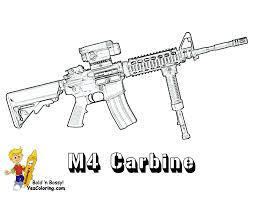gun coloring pages coloring pages online