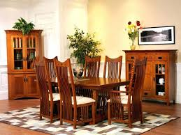 mission style dining room set innovative stunning dining room tables seattle pictures home