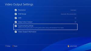 ps4 pro sold out until after christmas says amazon uk ps4 pro 5 50 update adds supersling support for 1080p displays