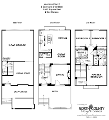 home floor plans for sale voscana new homes in carlsbad ca by shea homes floor plan 2