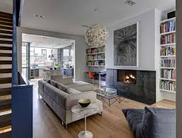 Interior Design Ideas For A Townhouse  Rift Decorators - Townhouse interior design ideas