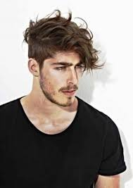medium long hairstyle for guys 1000 images about hairstyles men on