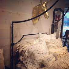 Pottery Barn Iron Bed Bedroom Design Wonderful White Wooden Bed By Pottery Barn Teens