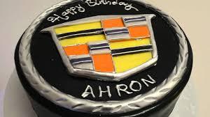 logo cadillac cadillac logo cake for grooms cake custom cake youtube