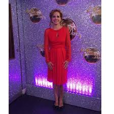 darcey bussell earrings strictly darcey bussell s amazing strictly wardrobe housekeeping