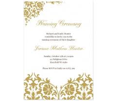 ceremony cards naming ceremony invitations naming ceremony invites isure search