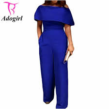 royal blue jumpsuit royal blue tunic ankle length rompers