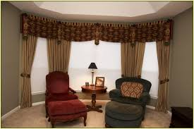 Window Treatments For Bay Windows In Dining Rooms Window Treatment Ideas For Bay Windows Home Design Ideas