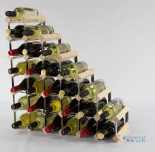 classic understairs wine rack ready assembled cranville