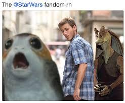 Et Is A Jedi Meme - porgs know your meme