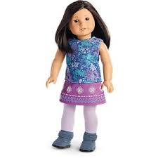 Halloween Costumes Girls Ages 10 Matching Doll Clothes American