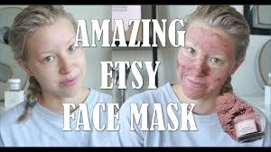 Face Mask Meme - nourish face mask klei beauty etsy skincare tested diana