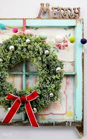 Window Christmas Decorations by Diy Sunday Showcase 12 19 Edition H20bungalow