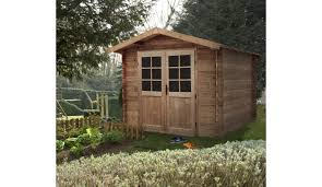 abris de jardin madeira abri de jardin en bois traité 7 50 m 28 mm d épaisseur madeira